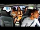 Воровки в такси