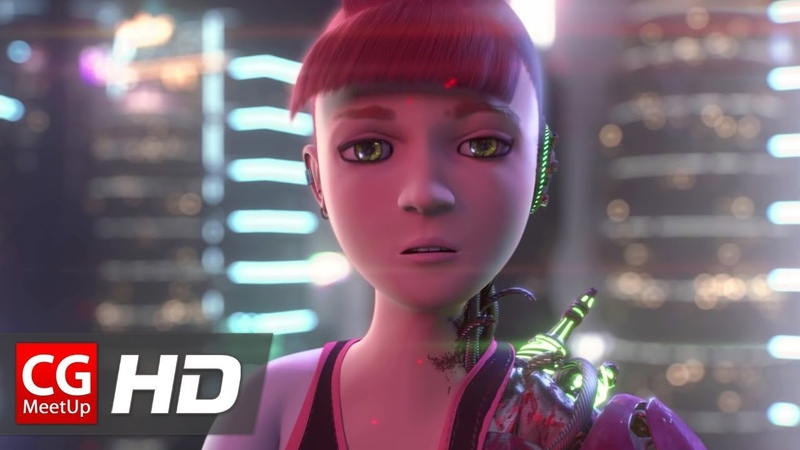 CGI Animated Short Film: Crossbreed by Objectif 3D | CGMeetup