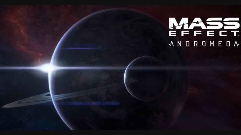 Mass Effect: Andromeda - макс сложность - №15 Элааден