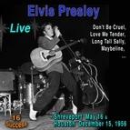 Elvis Presley альбом Live: Concerts & USA, May & December 1956