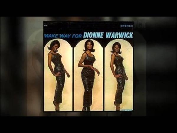 DIONNE WARWICK - Paper mache