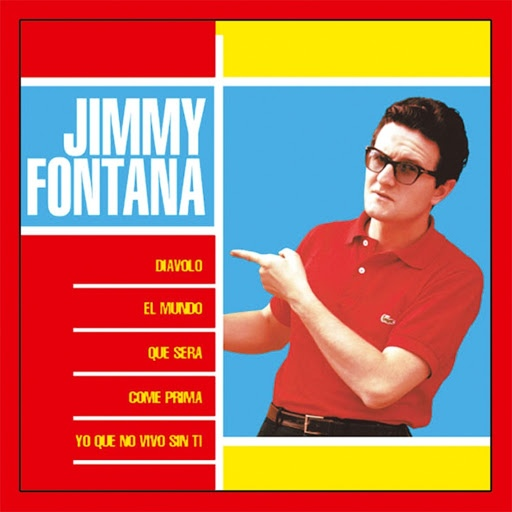 Jimmy Fontana альбом Jimmy Fontana (Singles Collection)