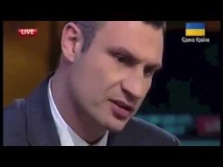 Самые яркие перлы Виталия Кличко. Мэр  Киева.....