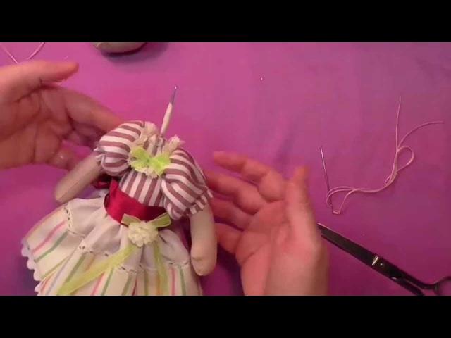 Colocar bracitos moviles a tus muñecas , manualilolis video- 23