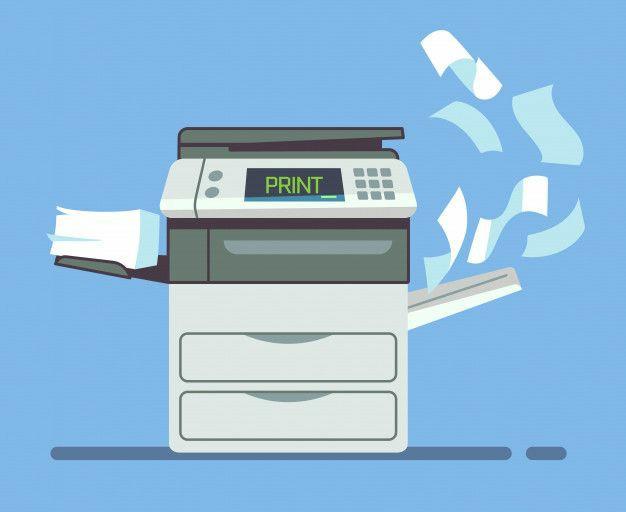 Многие полагают, что цифровая печать появилась в...