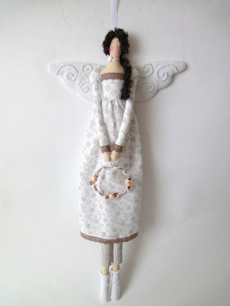 Ангелочки тильды мастер класс