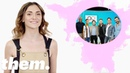 Alyson Stoner Shares Her Queer Icons them