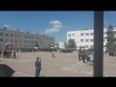 Присяга студентов в Молькино 2018