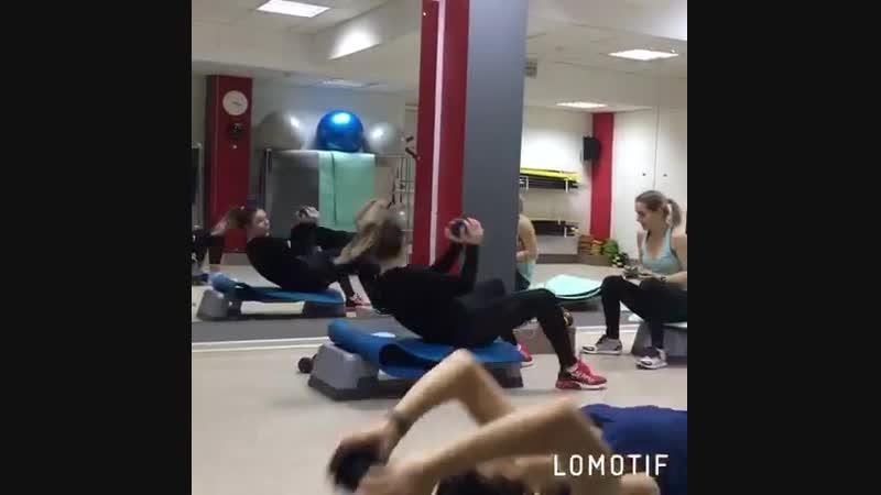 «Жиросжигающие» тренировки в Maxi-Sport