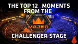 The Top 12 Moments from the FACEIT LONDON MAJOR (Challenger Stage)
