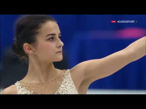 Ivett TOTH FS 2017 European Championships