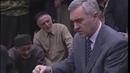 Ингушетия Мурат Зязиков и старейшины села Ольгети 2002г
