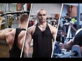 Тренировка мышц спины - шире и толще! Сергей Спиров