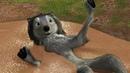 Альфа и Омега 3 Великие Волчьи Игры 2014 - мультфильм
