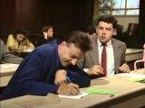 Мистер Бин на экзамене, мистер бин лучшее, сериал бин, экзамен
