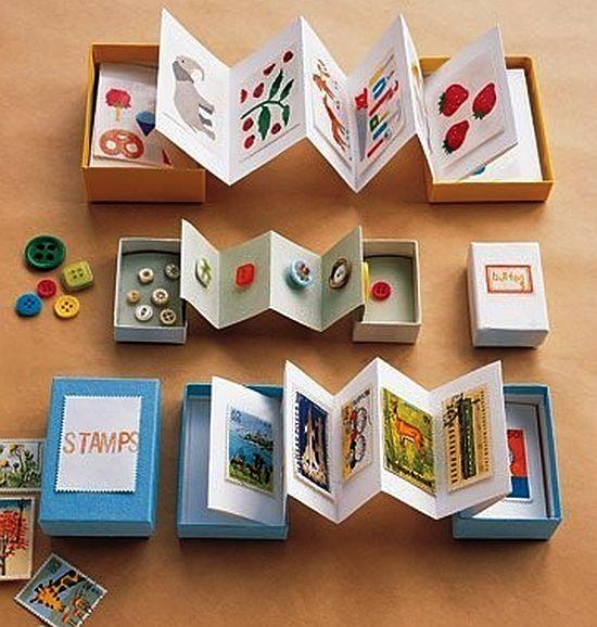 Книжки своими руками фото из бумаги