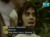 robbie williams - supreme mtv asia