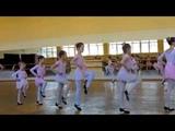 Открытый урок по народному танцу. Детская школа балетного искусства