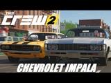 The Crew 2 Chevrolet Impala Chase (Cinematic)