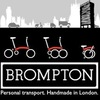 Brompton Russia - Складные велосипеды