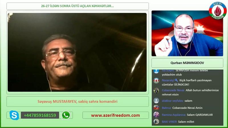 Heydər Əliyev Azərbaycanı necə satıb 26 ildən sonra açılan xəyanətlər...Səyavuş Mustafayev.