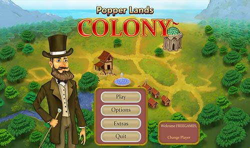 Поселение Поппера | Popper Lands Colony (En)