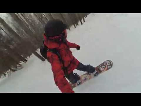 Губаха март 2019 snowboarding freeride mountains сноуборд фрирайд