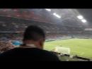 Стадион Фишт во время перерыва матча Испания-Португалия (роналду реал мадрид чемпионат мира )