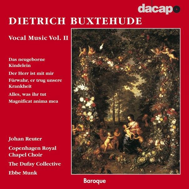 Dietrich Buxtehude : Œuvres vocales MBxVZkdV77I