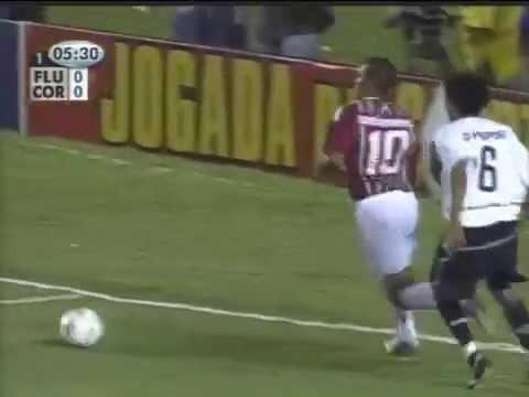 Brasileiro 2003: Fluminense F.C 1 x 0 S.C Corinthians