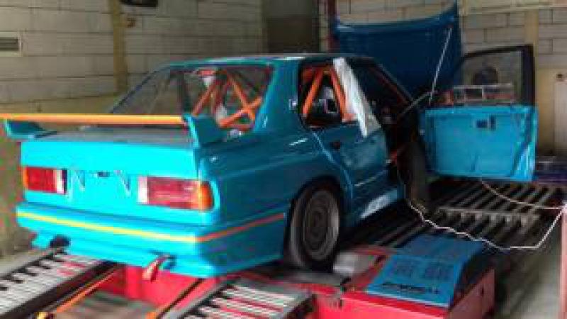 Dyno tuning Haltech PS1000 - BMW E30 M42B20