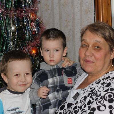 Валентина Тетерина, 21 декабря 1982, Симферополь, id192125202