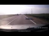 Момент страшного ДТП на Кубани, где погибли 9 человек, попал на видео