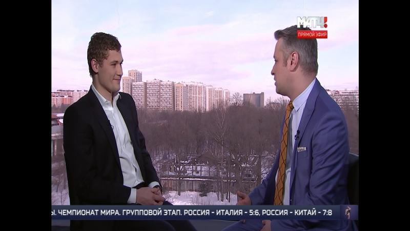 Андрей Миронов на МАТЧ ТВ Часть 1