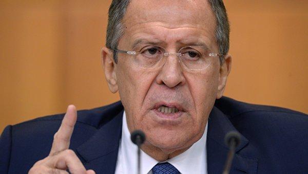Лавров рассказал, с какой целью США нанесли удар по Сирии