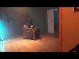 Making of Carla's dreams Poetic și...(2)
