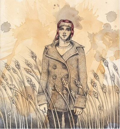 an analysis of the history of holden caulfield by salinger Experience is the greatest enemy of meaning and significance when i first read jd salinger's the catcher in the rye during my late teens, i was absolutely captivated by the novel's passive anti-hero, holden caulfield.