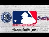 San Diego Prades vs Atlanta Braves 14.06.2018 NL MLB 2018 (14)