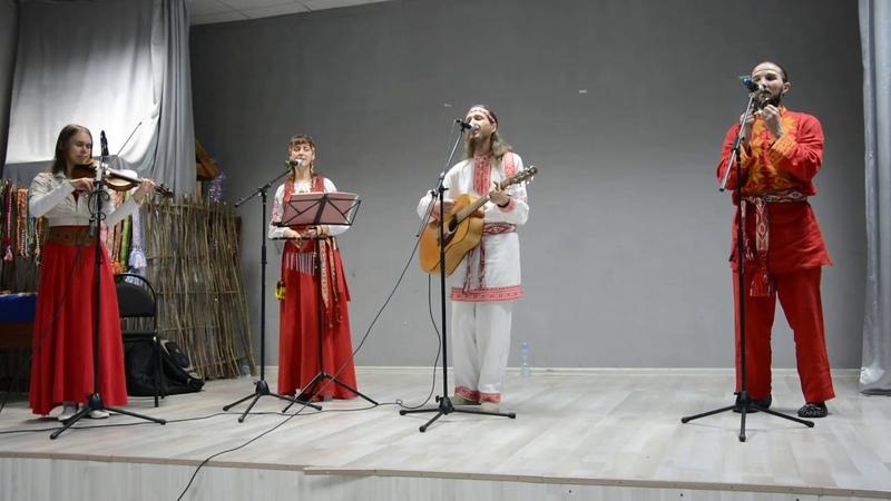 Светозар и группа АУРАМИРА - Радость