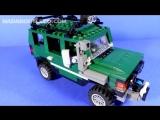 LEGO Wardens 4x4 Land Rover