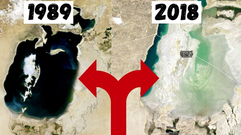 Почему Высохло Аральское Море на Самом Деле?