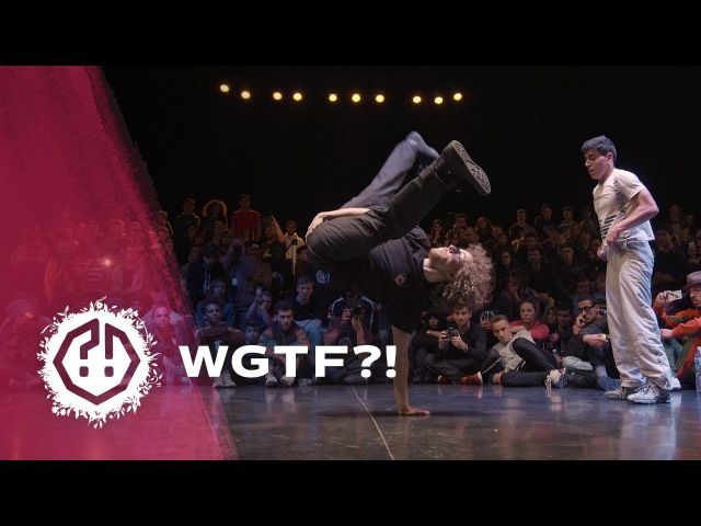 Kleju – Pac Pac ✿ Battle Exhibition WGTF?! 2016