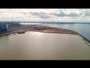 Южная часть намывных территорий Васильевского острова