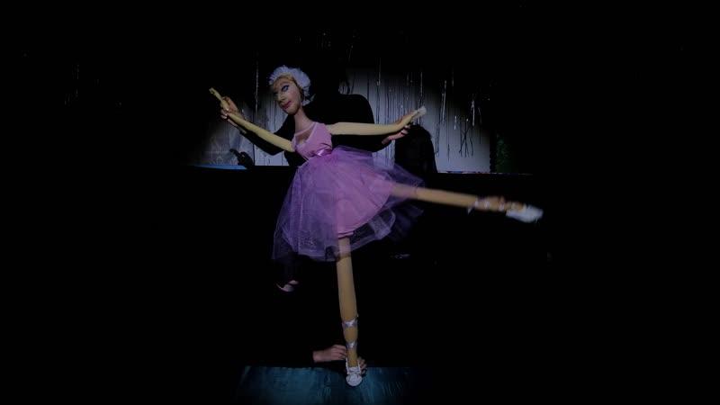 Балерина театр кукол Книга Сказок Судак