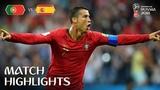 Обзор матча. Португалия 3-3 Испания