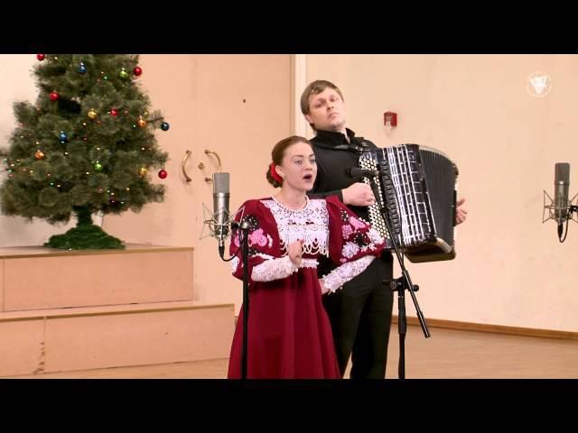 Русская народная песня «Пахал Захар огород»