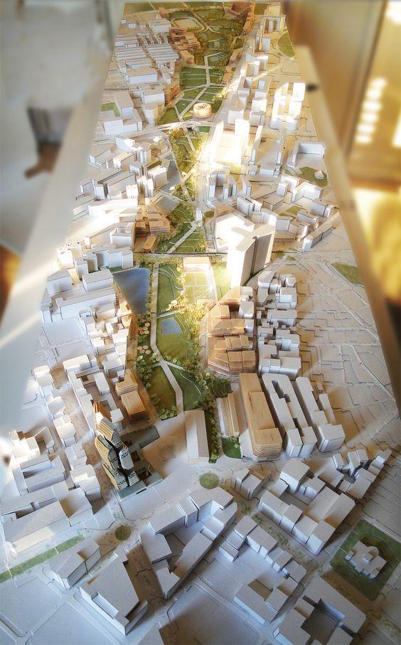 Градостроительство и планирование.