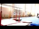Тюфякин Владислав - Опорный прыжок - 2й взрослый разряд (Произвольная программа)