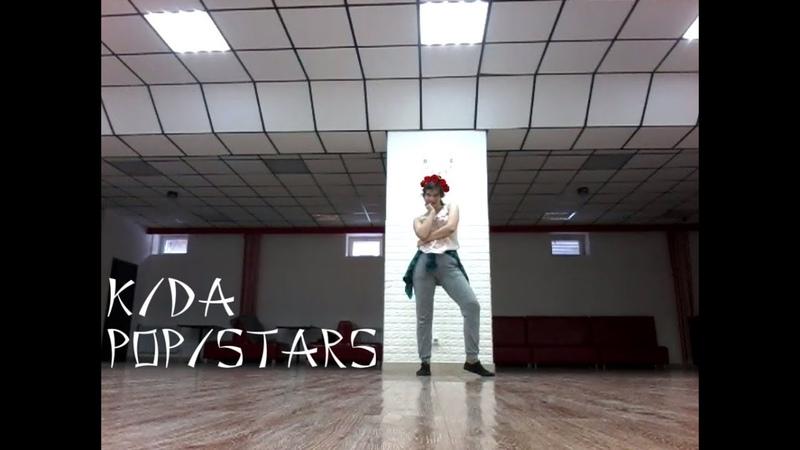 K DA POP STARS improvisation by SeN