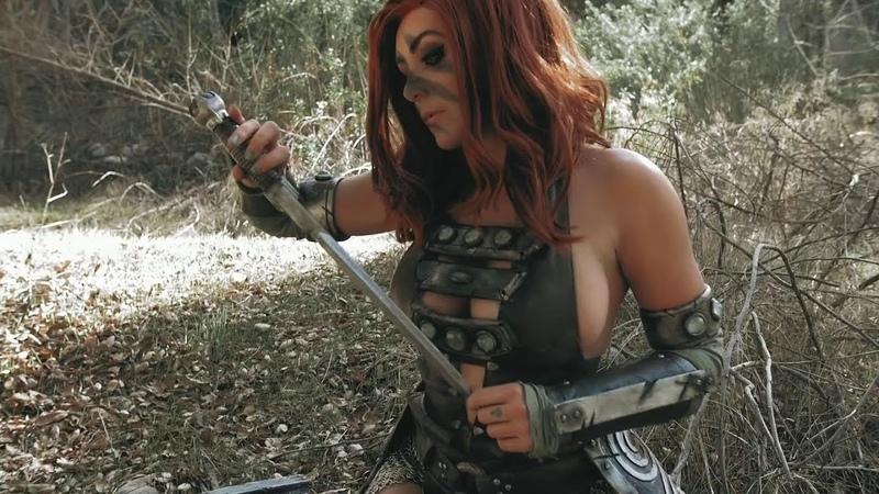 🔞Jessica-Nigri - Aela the Huntress